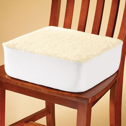 Large Extra Thick Foam Cushion by LivingSURE™-336665