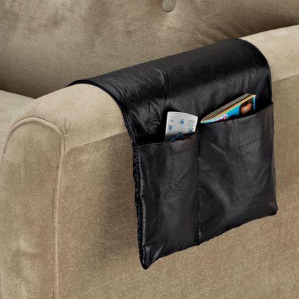 Leather Armchair Caddy-337164