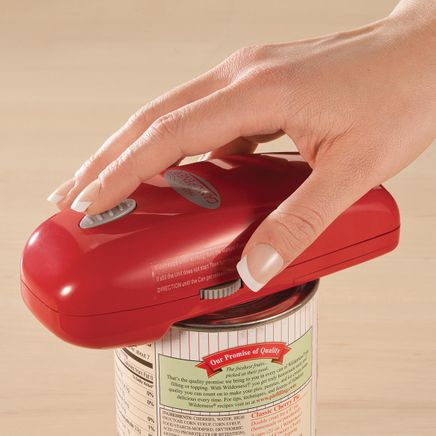 Hands-Free Can Opener-337721