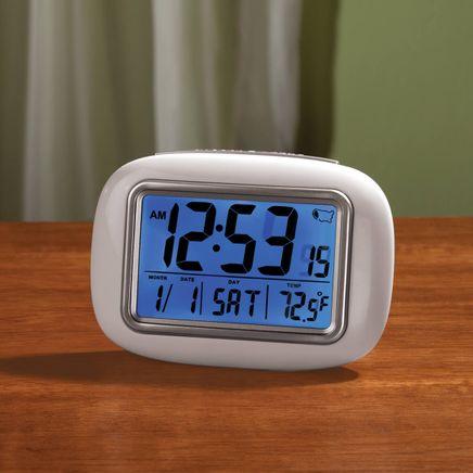 Large Screen Atomic Clock-339403