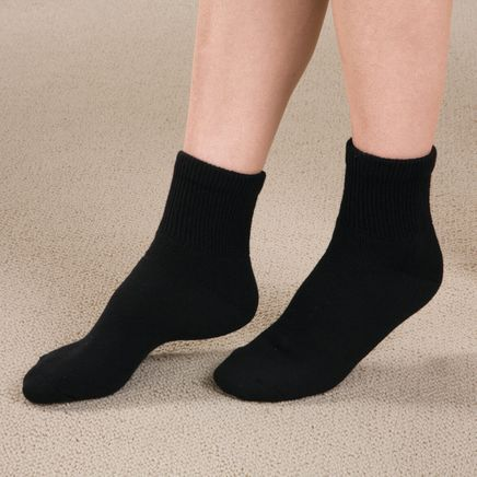 Diabetic Ankle Socks - 3 Pack-339943
