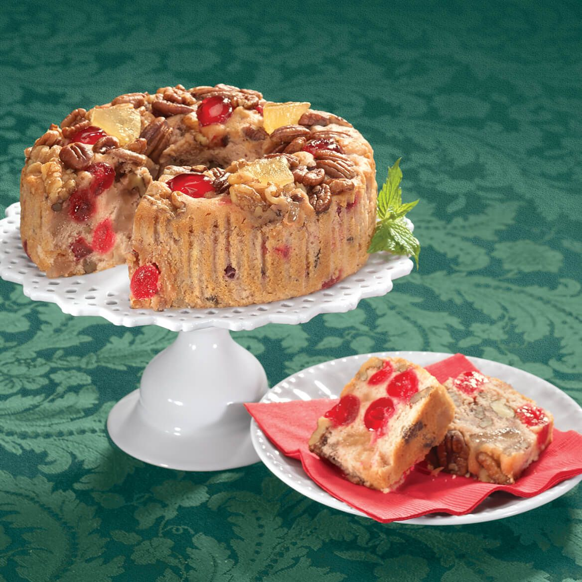 Mrs. Kimballs Classic Fruit Cake 2 lb.-340269