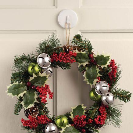 Magnetic Wreath Hanger-343472