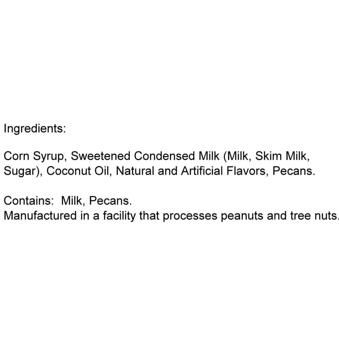 Southern Pecan Caramels 1 lb.-343897