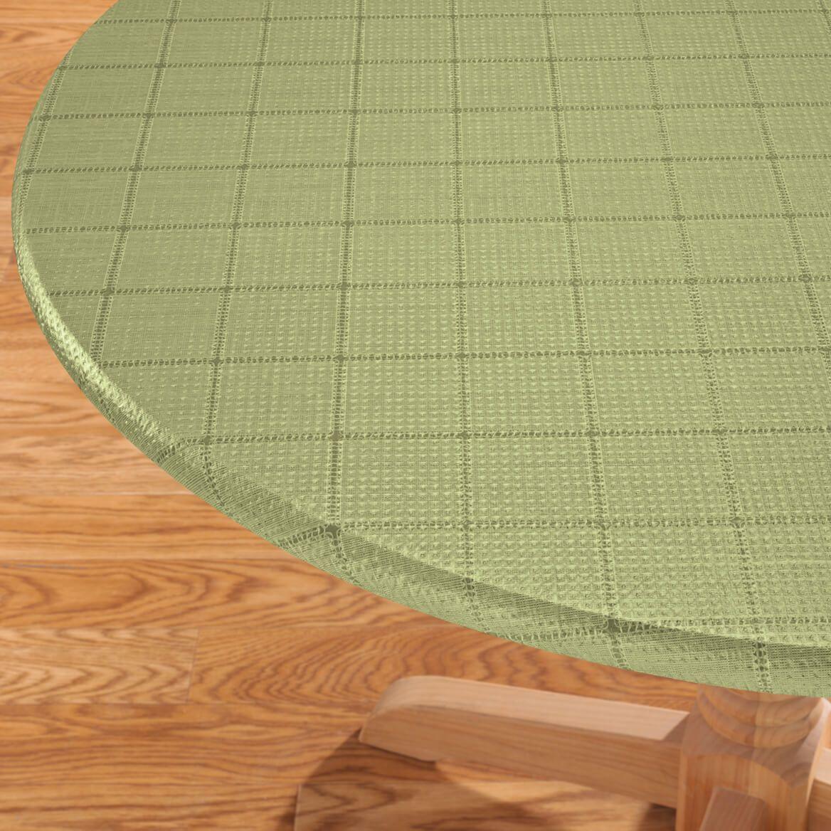 Woven Lattice Elasticized Tablecover-344556