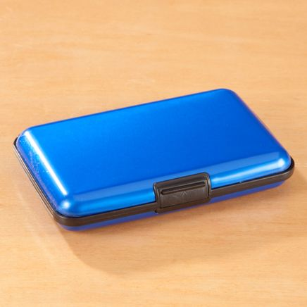 Aluminum Credit Card Holder-345479