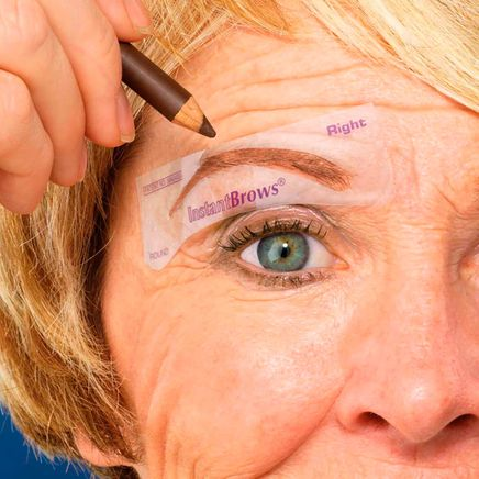 Brow Shaping Stencil-345494