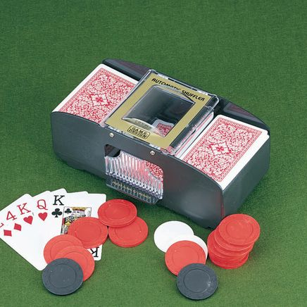 Automatic Card Shuffler-345504