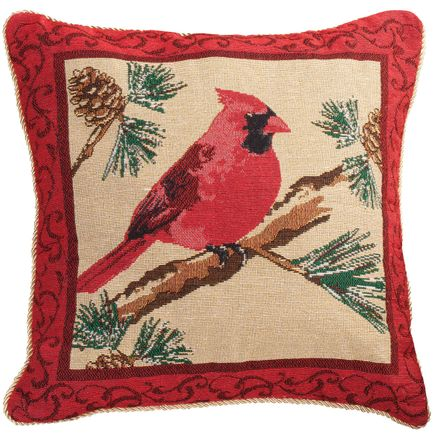 Cardinal Pillow Cover-346188