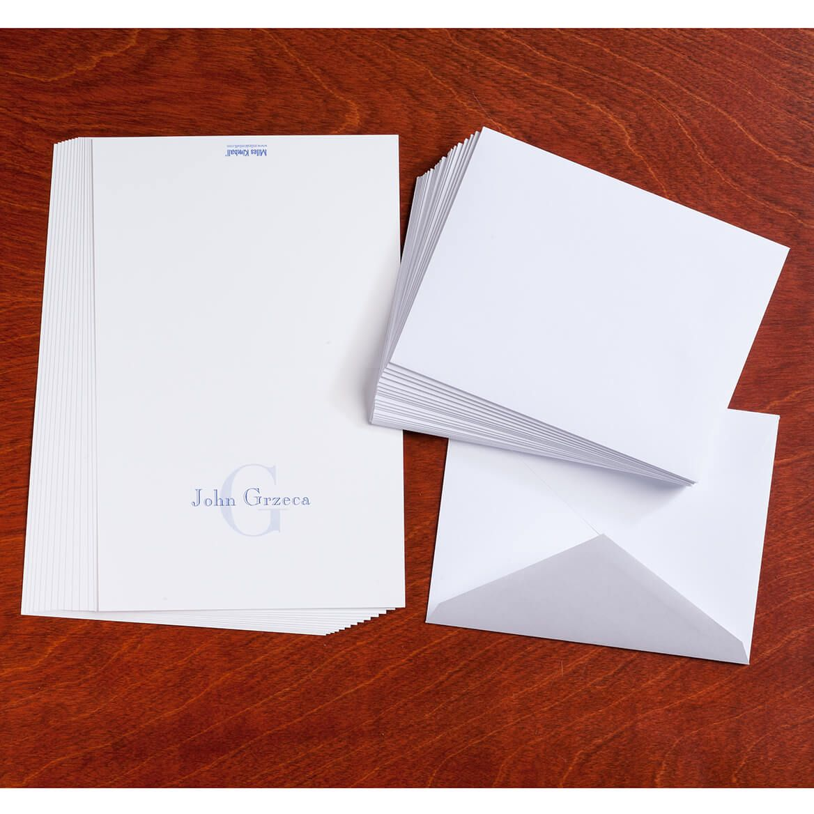 Personalized Block Note Cards Set of 25-346747