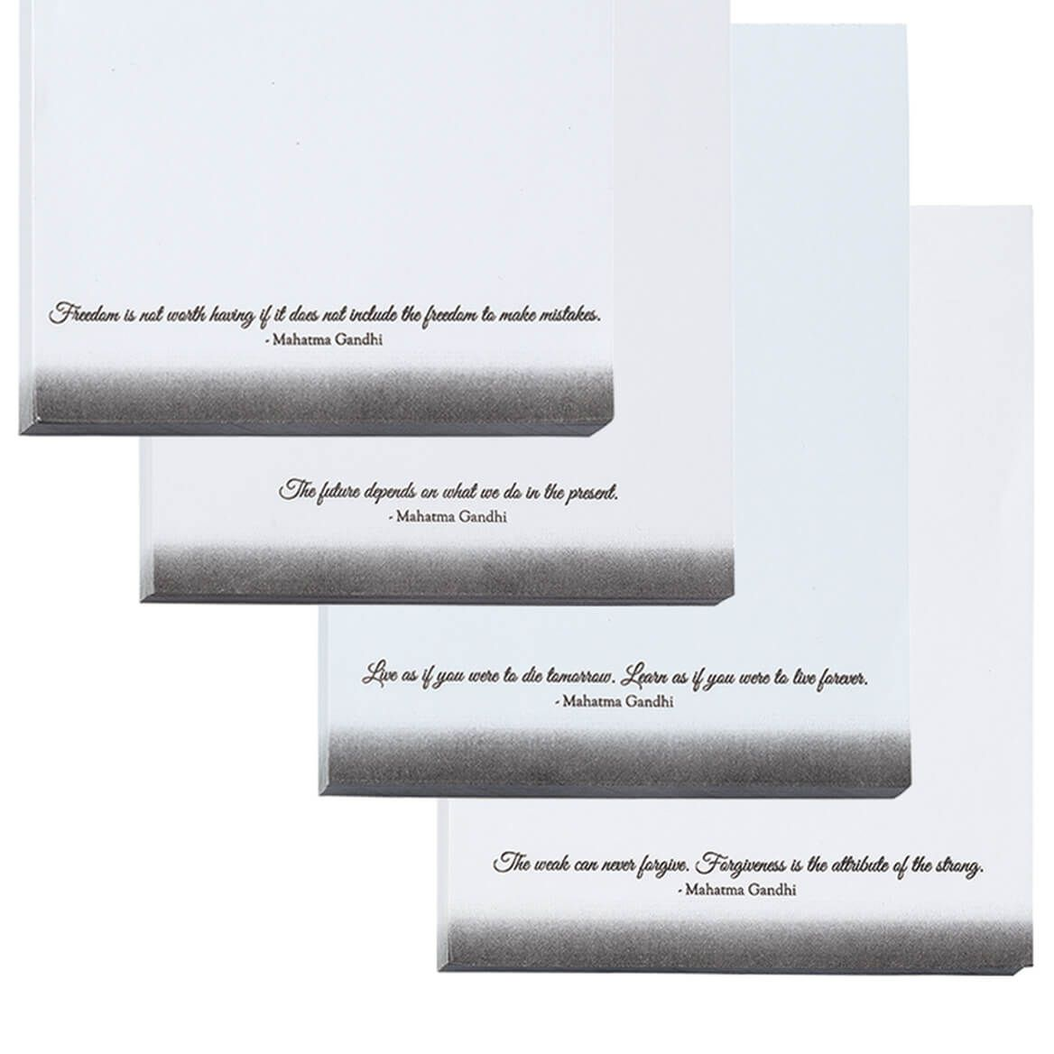 Personalized Inspirational Notepads Set of 4-346748