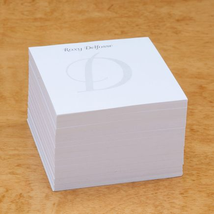 Personalized Note Sheets Refill-346842