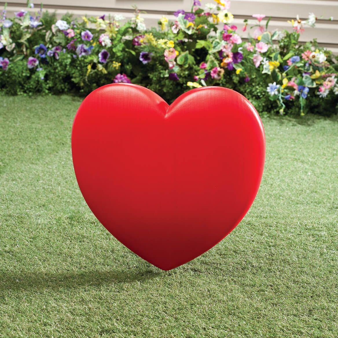 Giant Plastic Heart-347469