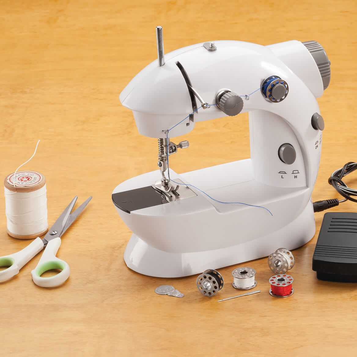 Compact Sewing Machine-348379
