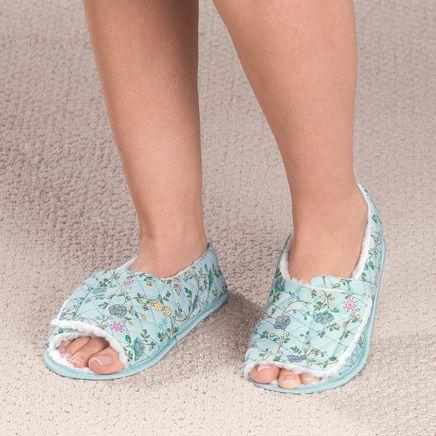 Open Toe Edema Slippers-349290