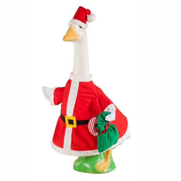 Santa Goose Outfit-349511