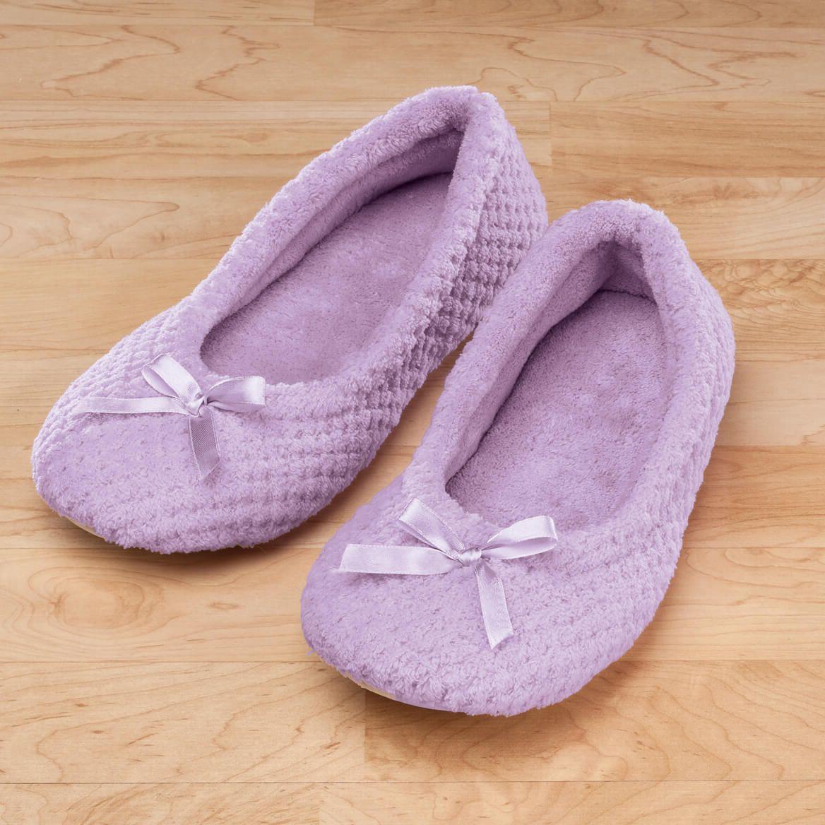 Chenille Ballet Slippers-349525