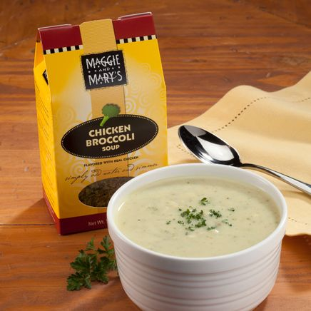 Chicken Broccoli Soup Mix-349908