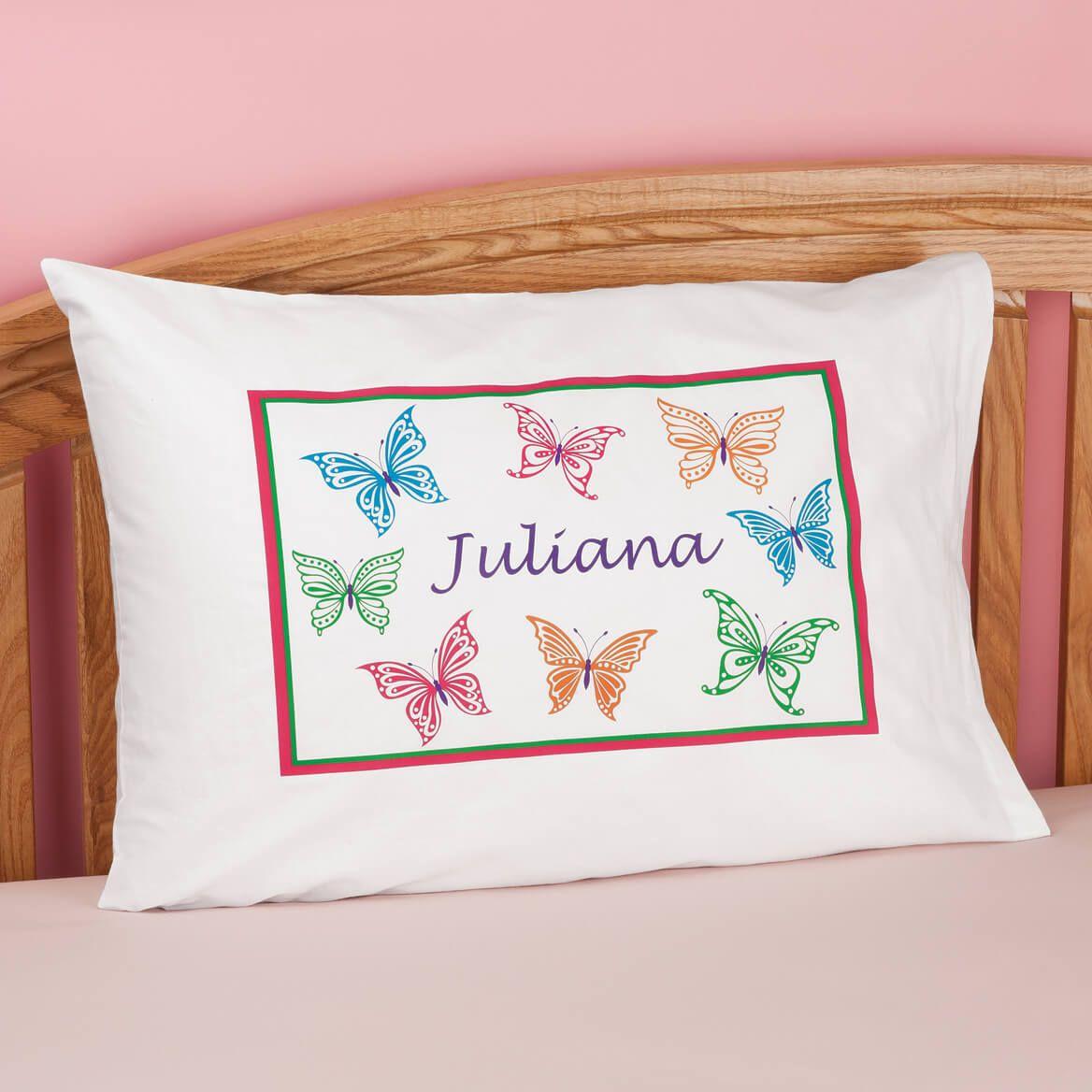 Personalized Butterflies Pillowcase-350018