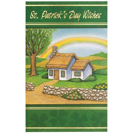 St. Patrick's Day Card Assortment, Set of 24-350354
