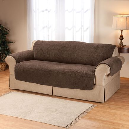 Sherpa Sofa Protector by OakRidge™-350460