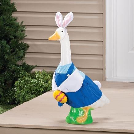 Easter Bunny Boy Goose Outfit-350884