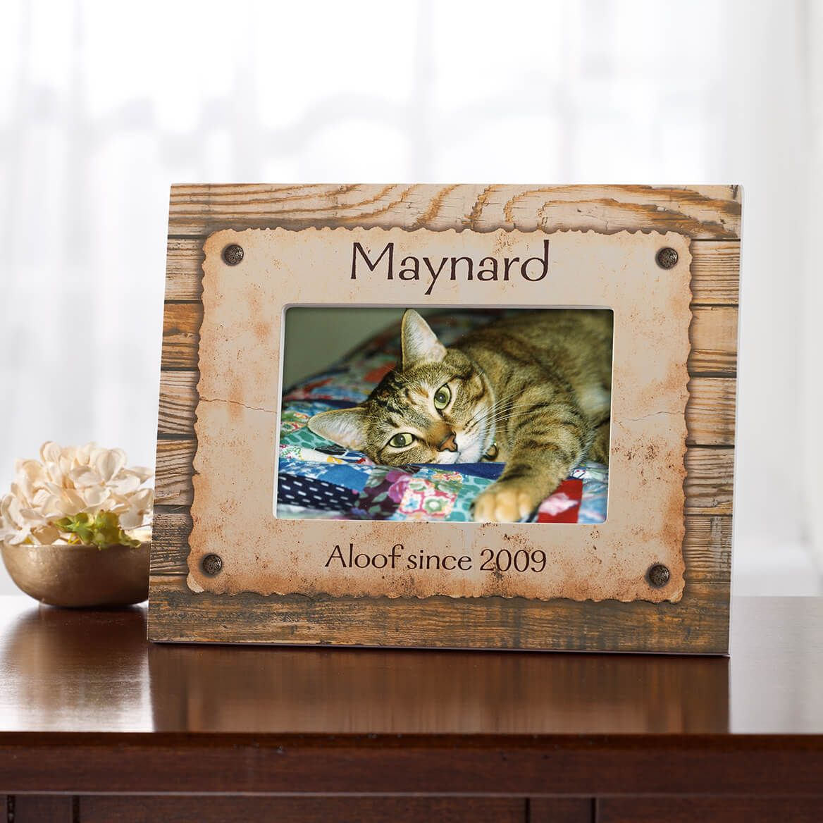 Personalized Pet Frame-350963