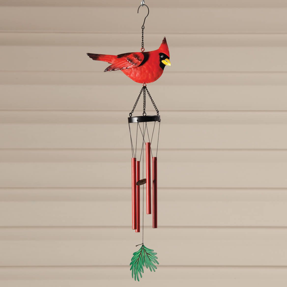 Cardinal Wind Chime by Fox River Creations™-351102