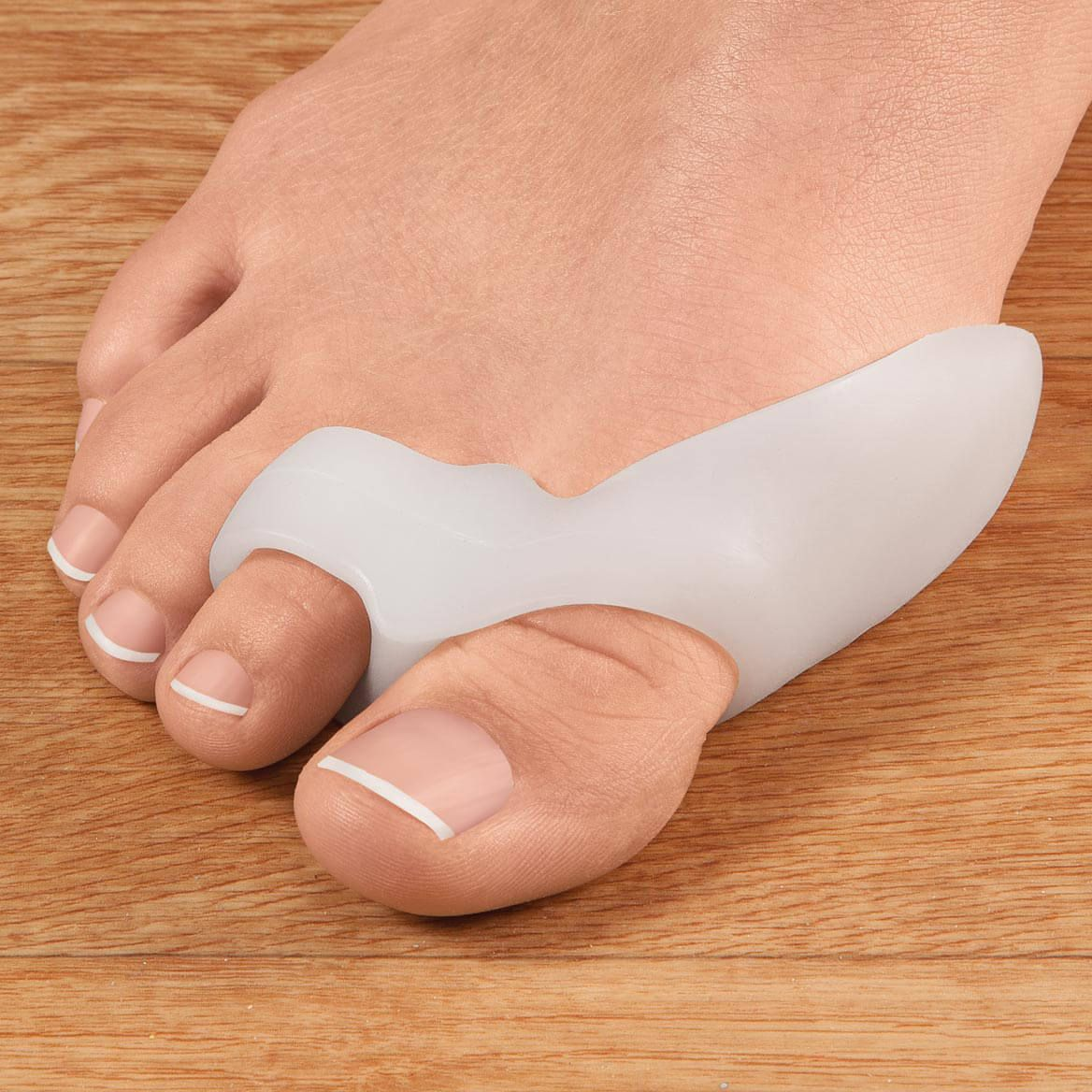 Silver Steps™ Bunion Toe Spreader w/ Loop, S/2-351423
