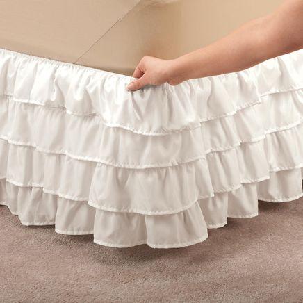 Layered Bed Ruffle by OakRidge™-351507