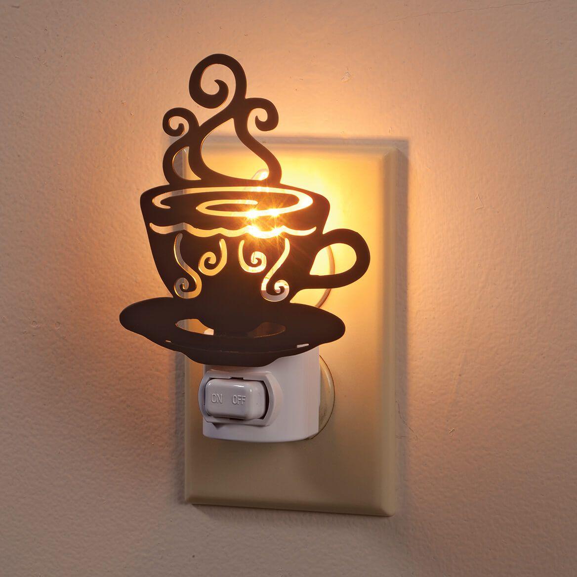 Coffee Cup Nightlight-352034