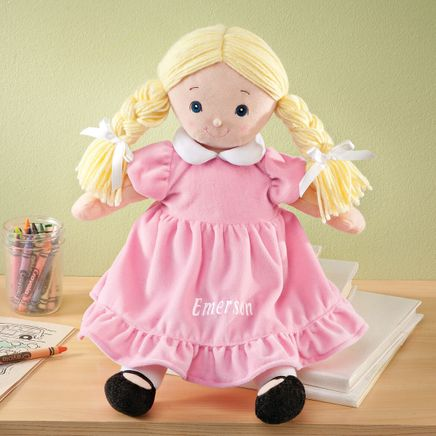 Personalized Big Sister Birthstone Doll-352915
