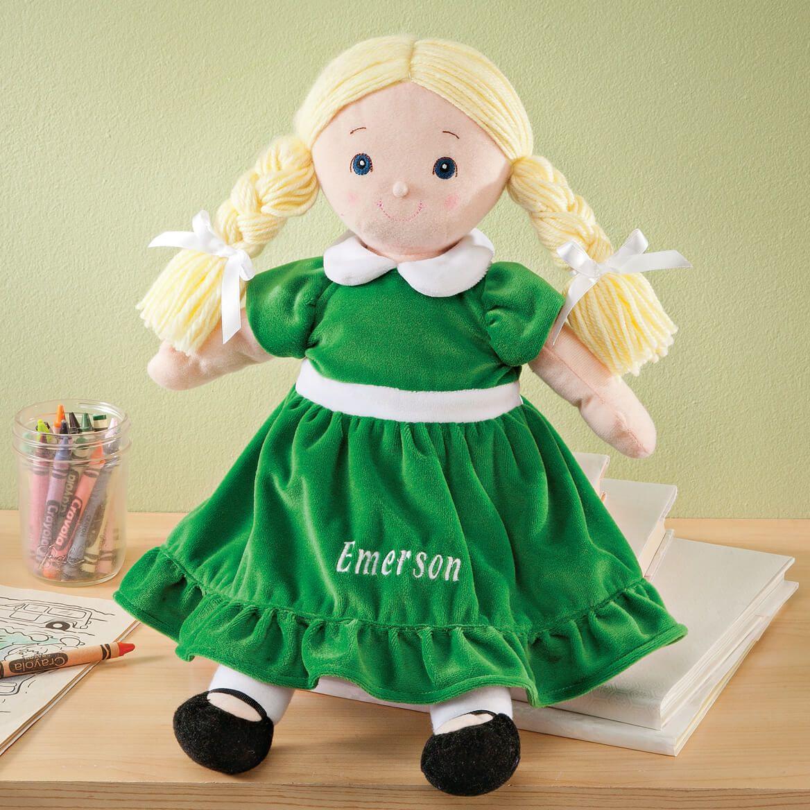 Personalized Big Sister Birthstone Doll-352915