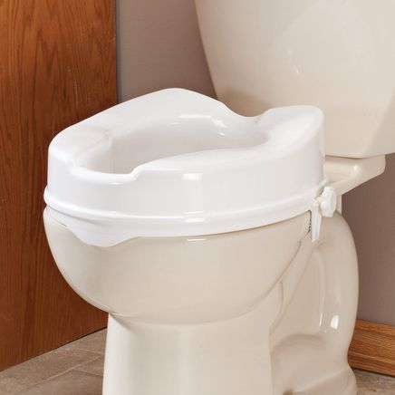 Raised Toilet Seat-352977