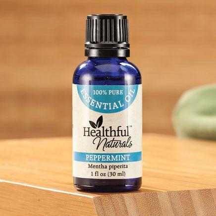 Healthful™ Naturals Peppermint Essential Oil - 30 ml-353460