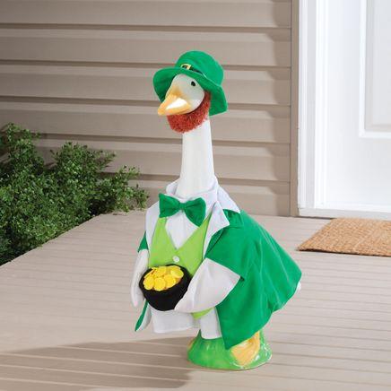 Leprechaun Goose Outfit-354099