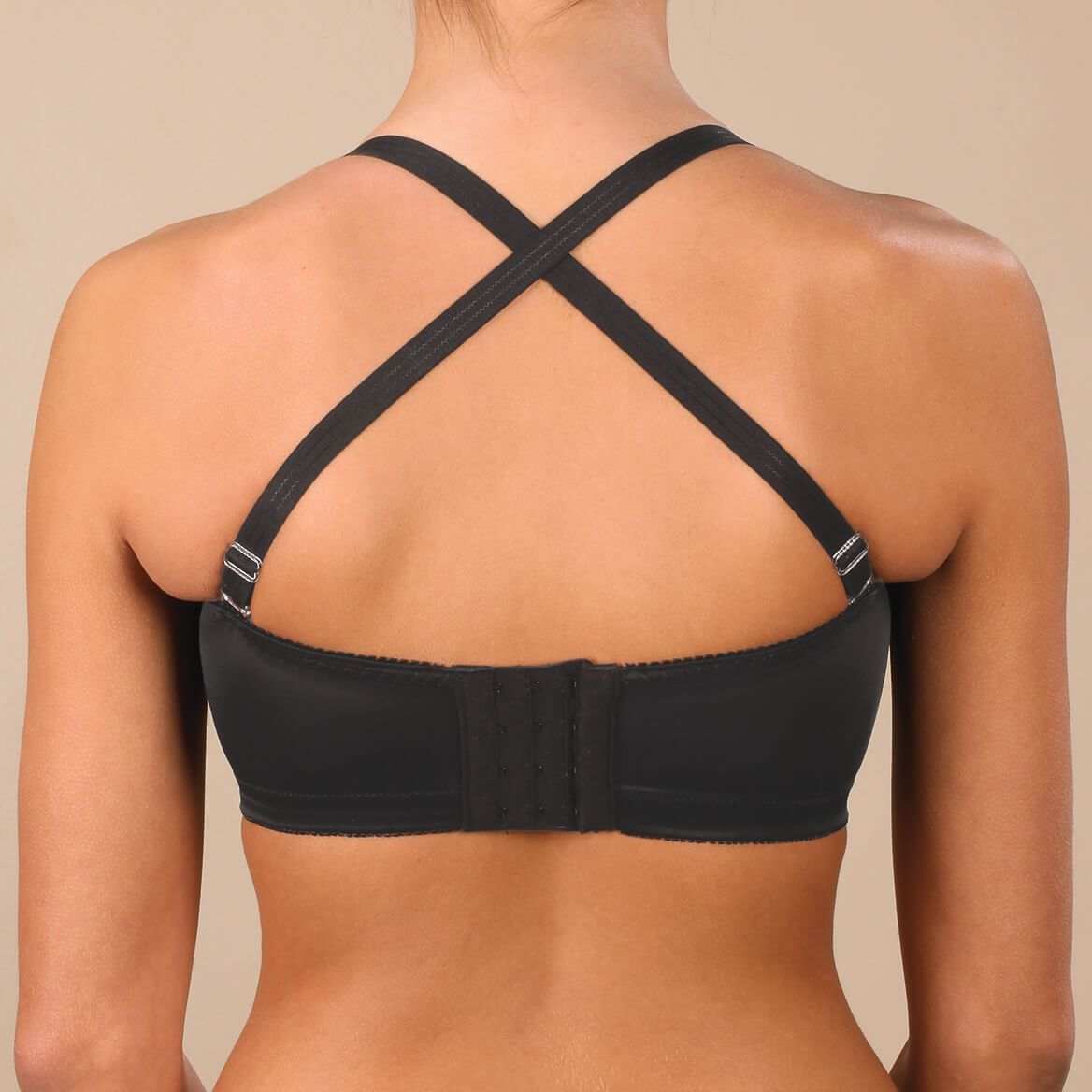 Easy Comforts Style™ Strapless Lace  Bra w/Removable Straps-354373