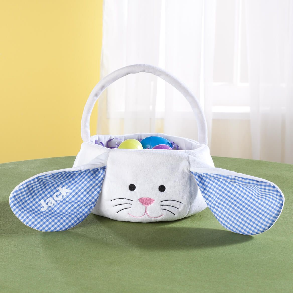 Personalized Bunny Easter Basket-354484