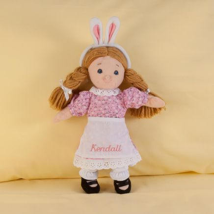Personalized Little Sister Easter Dress-354486