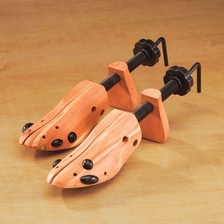 Cedar Deluxe Shoe Stretcher, Set of 2-354489