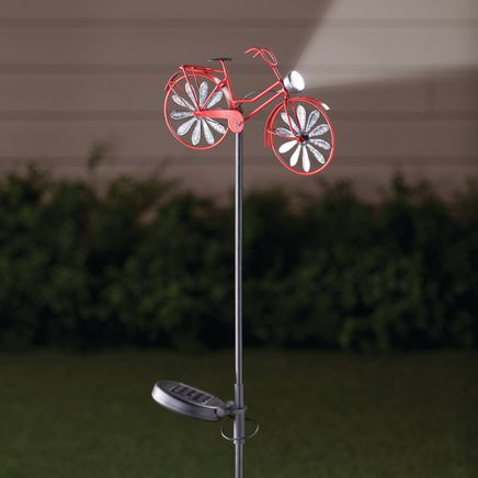 Solar Bicycle Wind Spinner by Fox River Creations™-354602