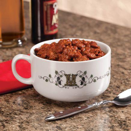 Personalized Tuscan Sunset Chili Bowl-355209