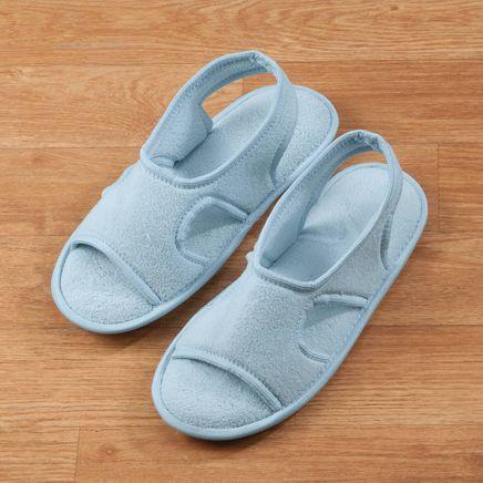 Terry Memory Foam Slippers-355384