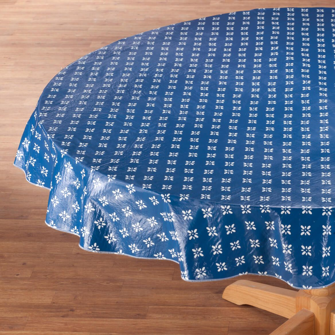 Heritage Vinyl Tablecovers By Home-Style Kitchen™-355909
