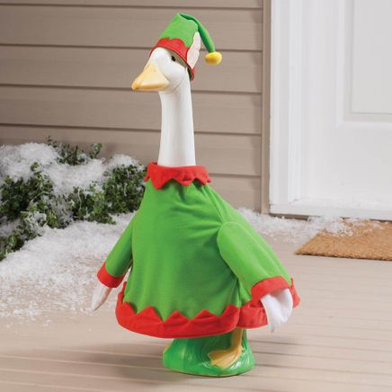 Elf Goose Outfit-356664