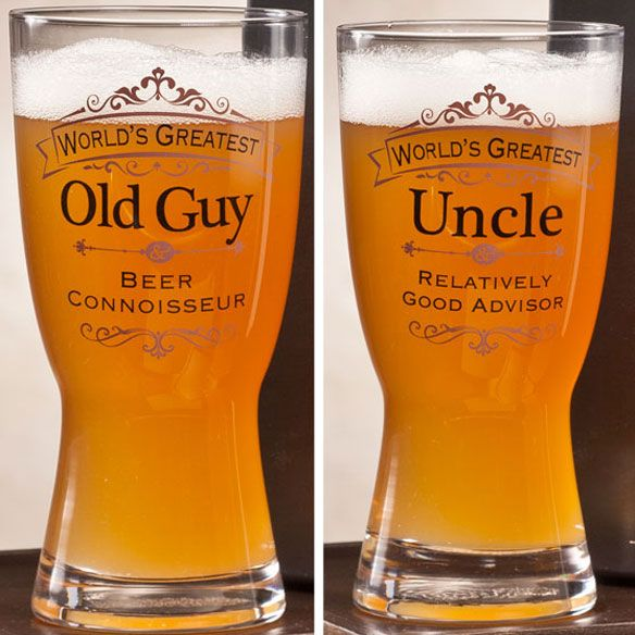 Insignia Beer Glass-357099