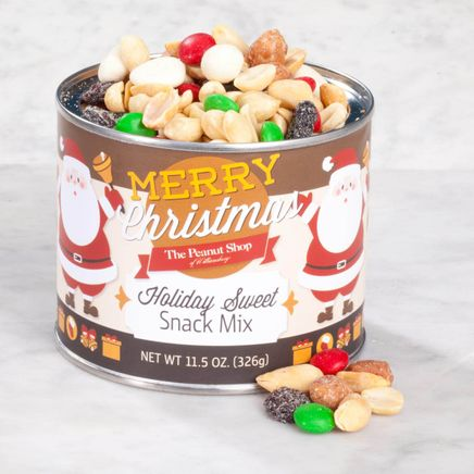 The Peanut Shop® Merry Christmas Holiday Sweet Snack Mix-357433
