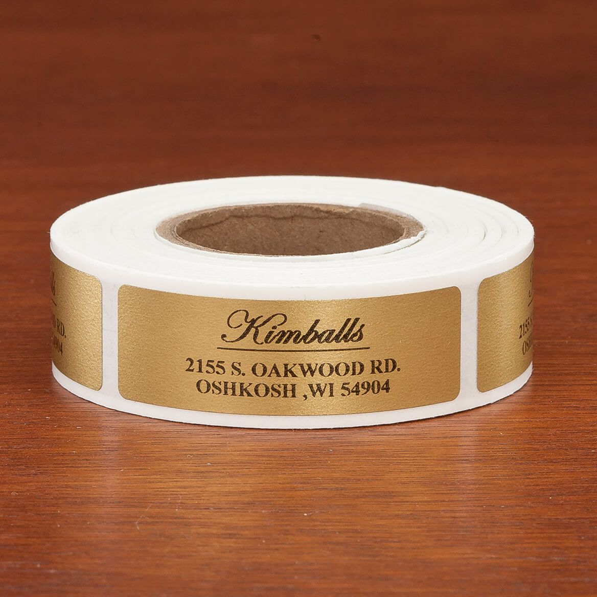 Personalized Elegant and Centered Address Labels 200-357465