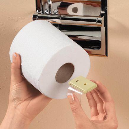 Christmas Carol Toilet Paper Roll Singer-357542