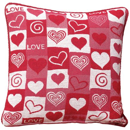 Valentine's Day Pillow Cover-357842